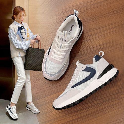 女生球鞋2015新款图片