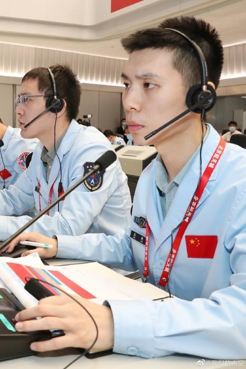 神舟十三号##中国航天的正常口令太治愈了