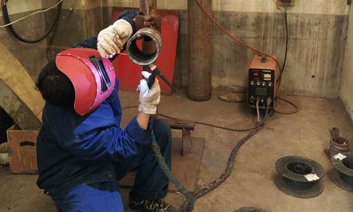高新区电焊技术学习班进修到哪里报名-培训通