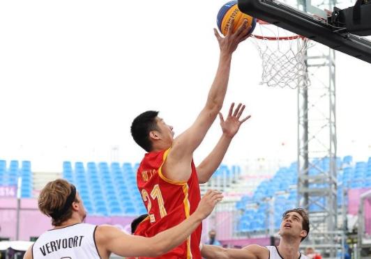 伦敦奥运会中国篮球