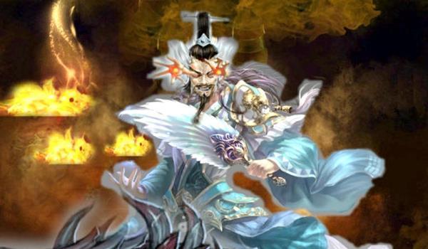 玉石琵琶精被姜子牙用三昧真火烧出原型后,妲己将她悬挂在宫门,受天地
