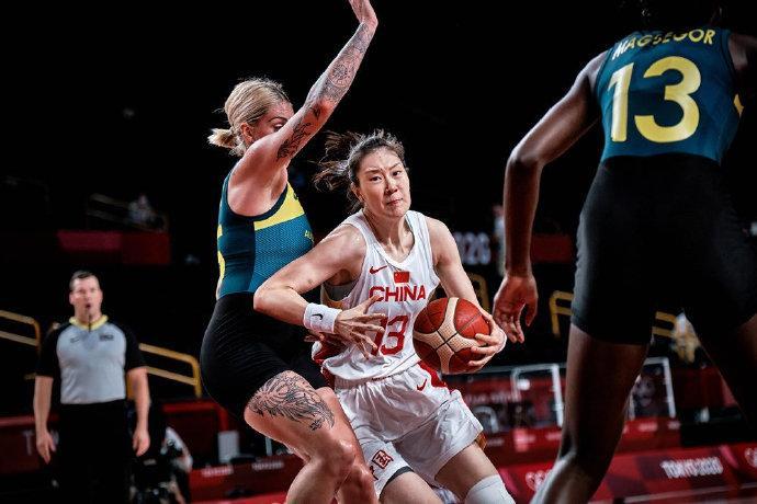 奥运女会篮球决赛录像