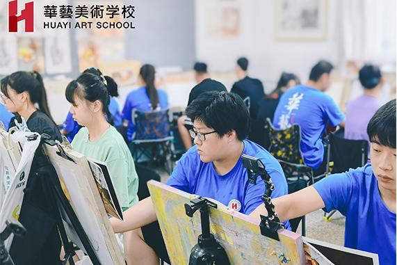 山西太原高中美术艺考集训实践经验丰富
