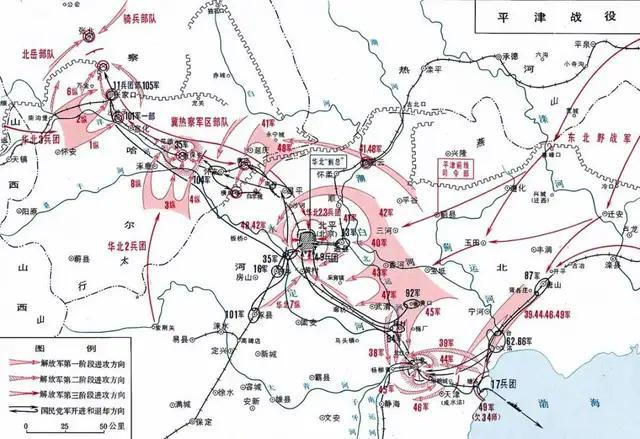 「东方集团党建」百年党史 | 解放战争中的三大战役之