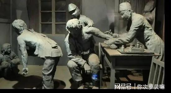 就拿人体实验来说,731除了注射病毒以外,还进行了过活体解剖