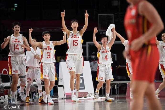 奥运会篮球出线得分