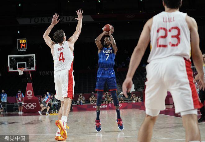 奥运篮球经典决赛