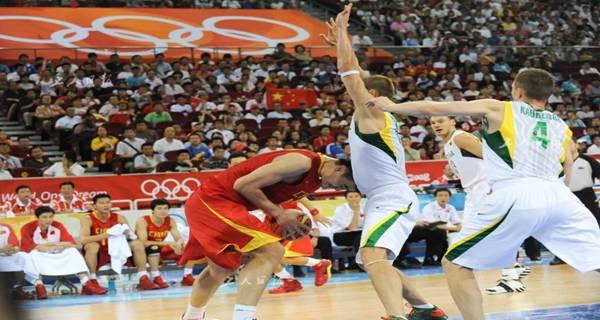 奥运会中国篮球冠军记录