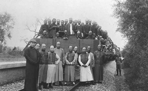 100多年前詹天佑修建的人字形铁路耗资693万如今成啥样了