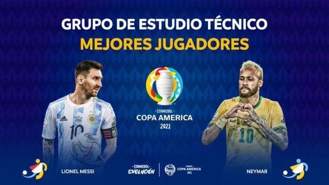 美洲杯决赛巴西对阵阿根廷