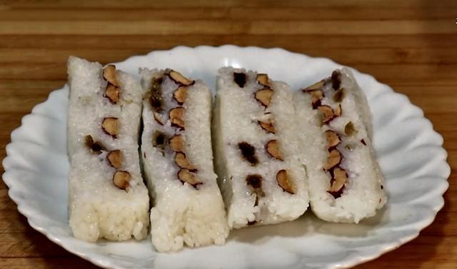 红枣糯米糕这就是红枣糯米糕最详细的做法,你们都学会了吗,自己在家做