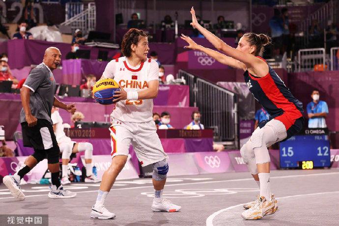 21届奥运会女子篮球