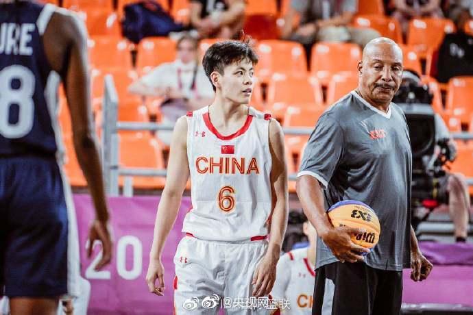 中国对法国篮球奥运会