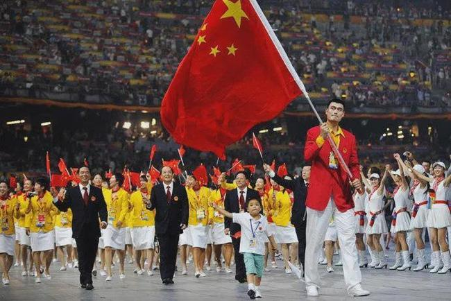 中国篮球北京奥运会