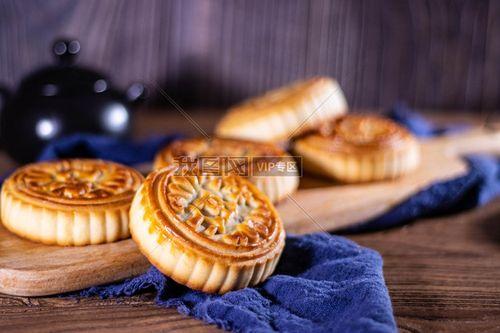 中秋节中秋美食月饼