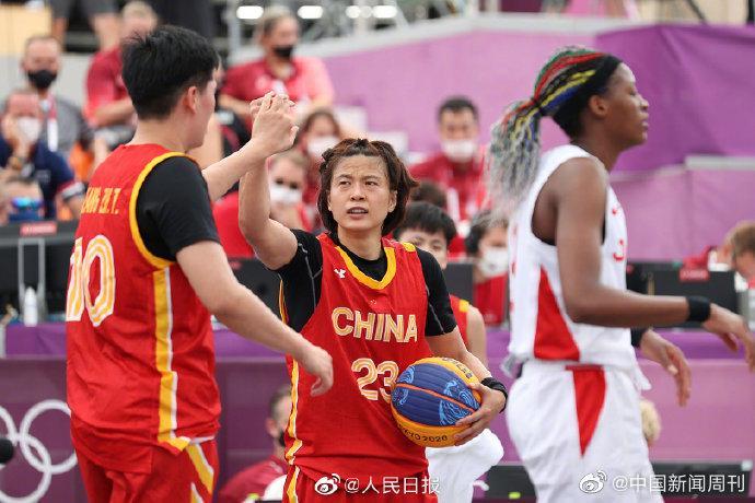 奥运女子篮球美国