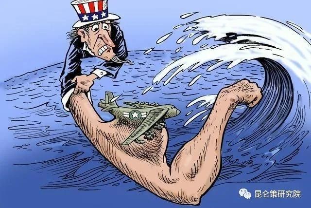 数千亿美元计的合同,且用人民币结算,足以让国际社会意识到,中国不会