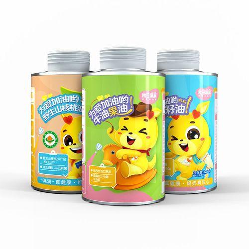 秋田满满 有机核桃油牛油果油亚麻籽油热炒油搭配儿童