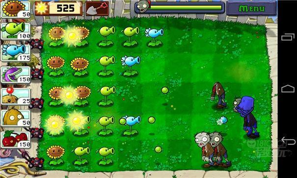 植物大战僵尸93版游戏特色